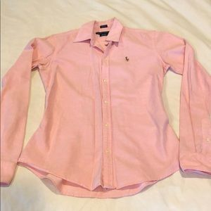 Ralph Lauren Button Down pink